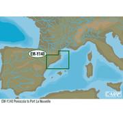 C-Map Peniscola tot Port La Nouvelle