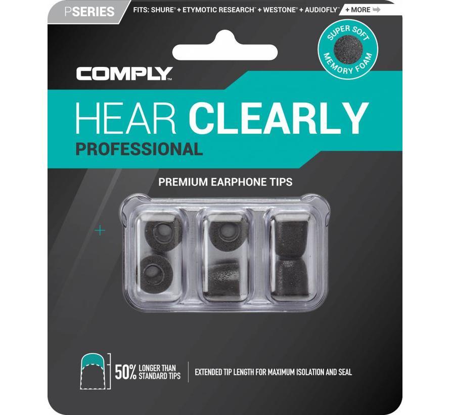 P-series ear-Tips