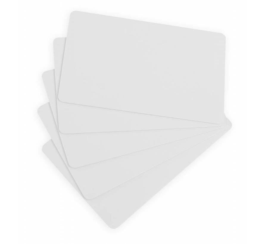 100 Re-writable cards BLUE color