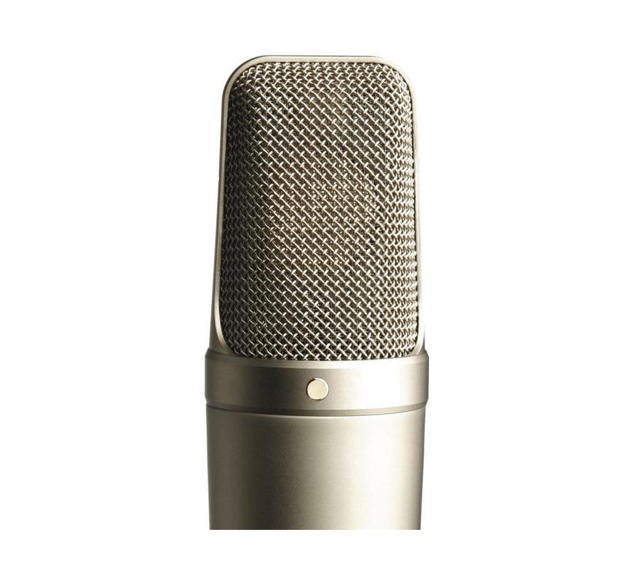 NT1000 condensator studio microfoon