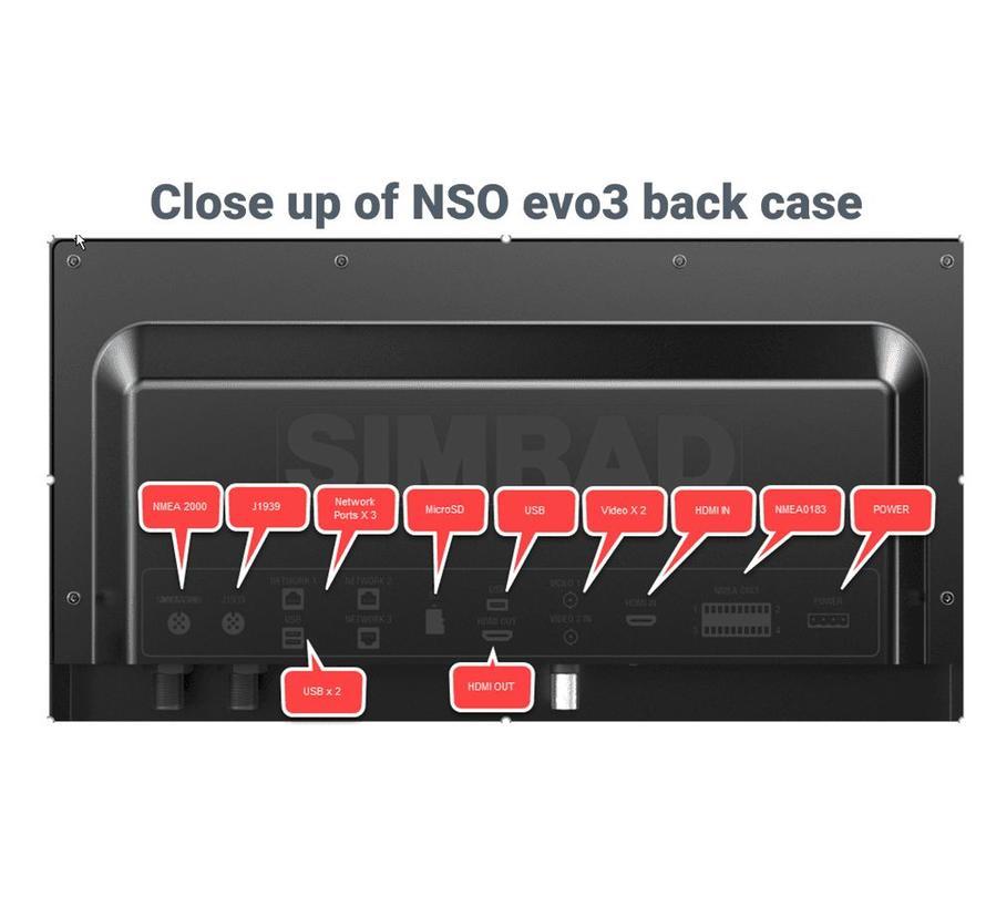 NSO evo3 16 bundel