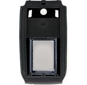 i.safe black leather case  IS730.2