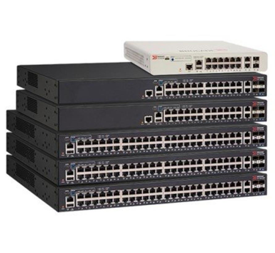 ICX 7150 Switch, 24x