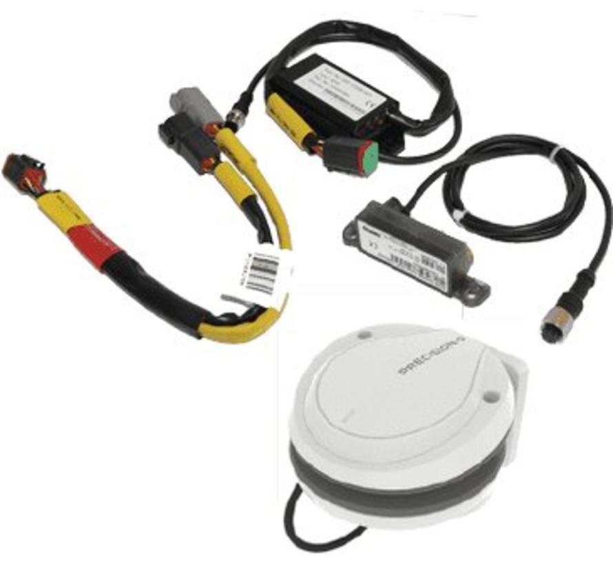 Volvo EVC Kit for IPS voor Simrad stuurautomaten en Volvo Penta Electronic Vessel Control systemen
