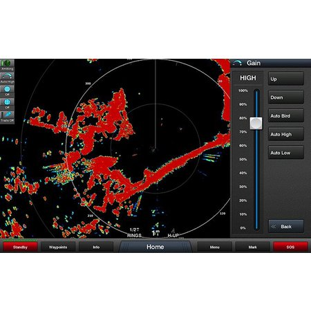 Garmin GMR Fantom™ 56 Open-array radar