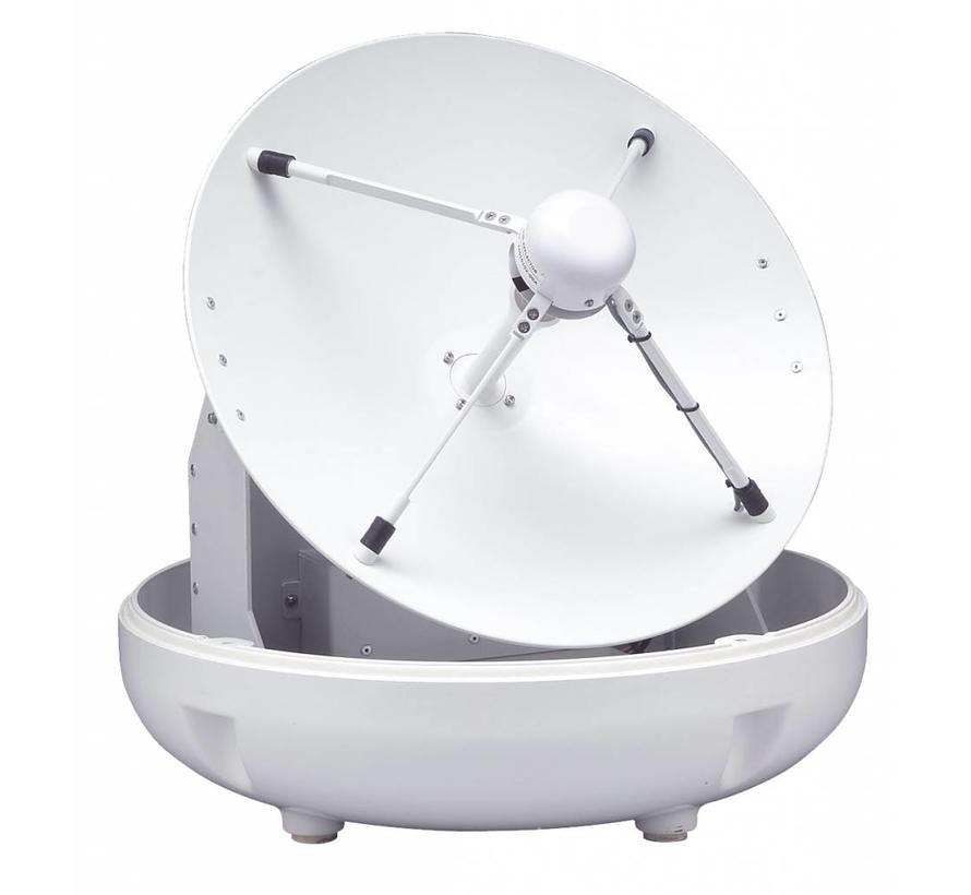 45STV B4 zelfzoekende satelliet TV met  Auto Skew