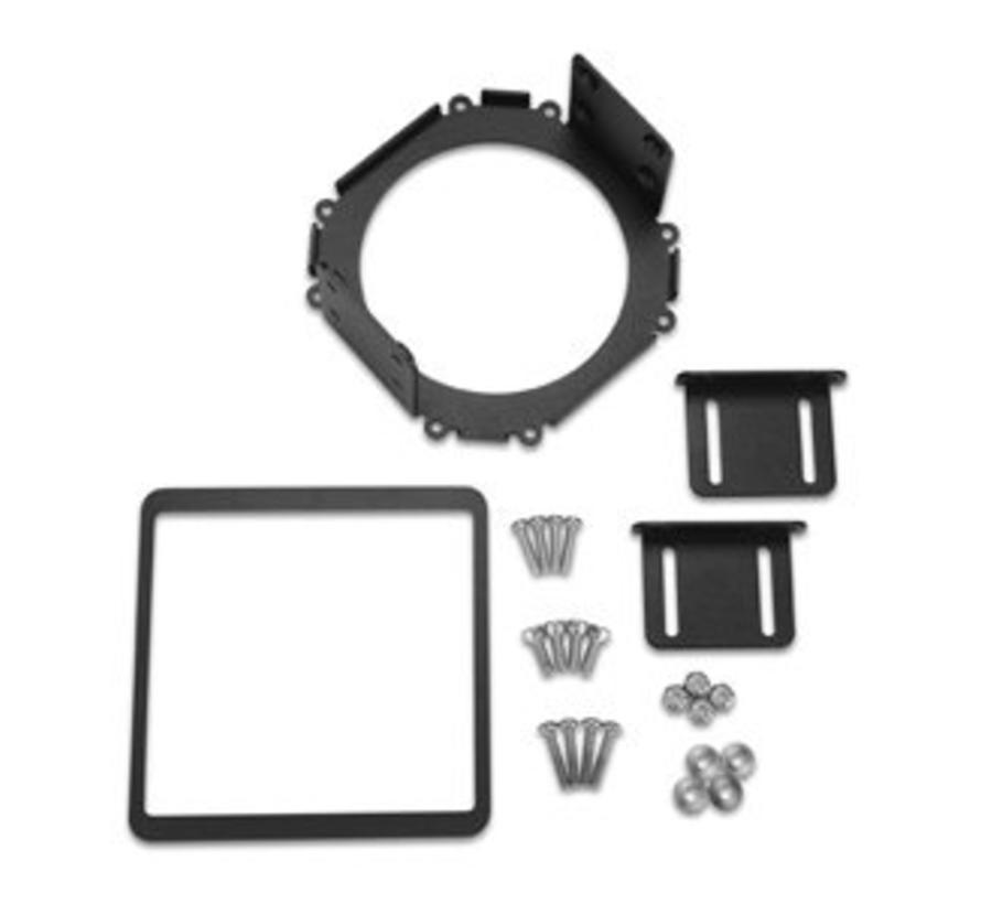Flat-mount Kit GMI en GNX Instrumenten
