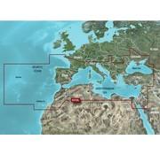 Garmin EU723L Zuid Europa, Atlantic, Middellandse Zee en Zwarte Zee