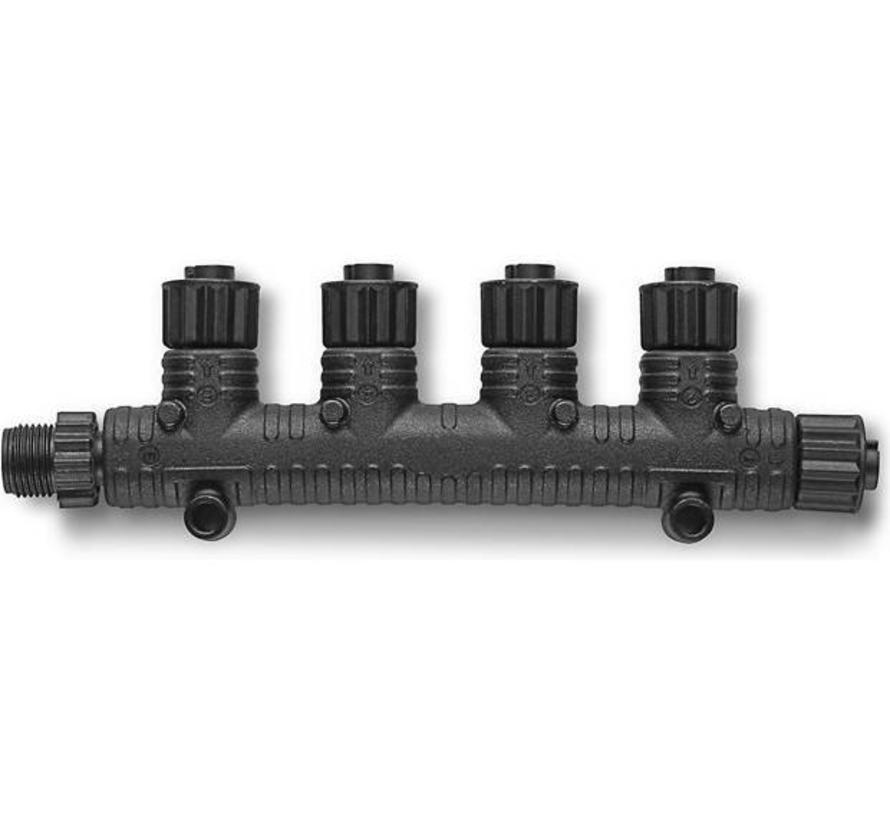 NMEA 2000 multi-poort T connector