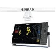 Simrad R3016 10 kW HD radar bundel met 6 voet antenne