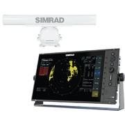 Simrad R3016 10 kW HD radar met 4 voet antenne