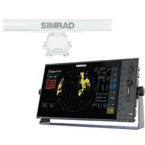 R3016 10 kW HD radar met 4 voet antenne