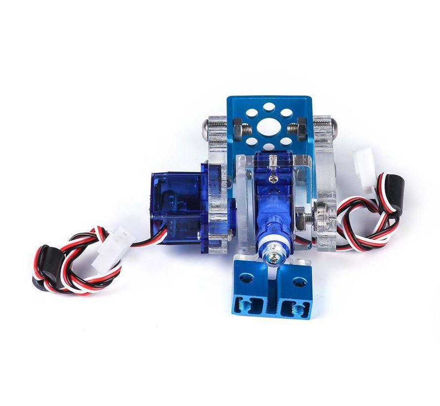 Mini Pan-Tilt Kit