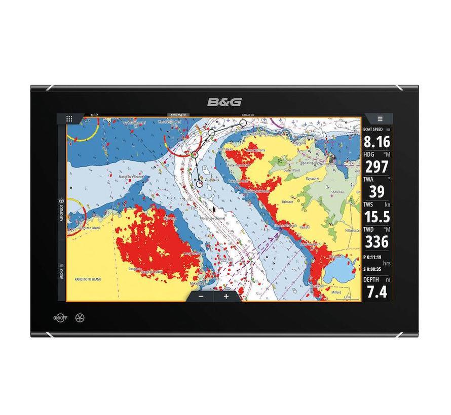 Zeus³ GH 16 touch screen