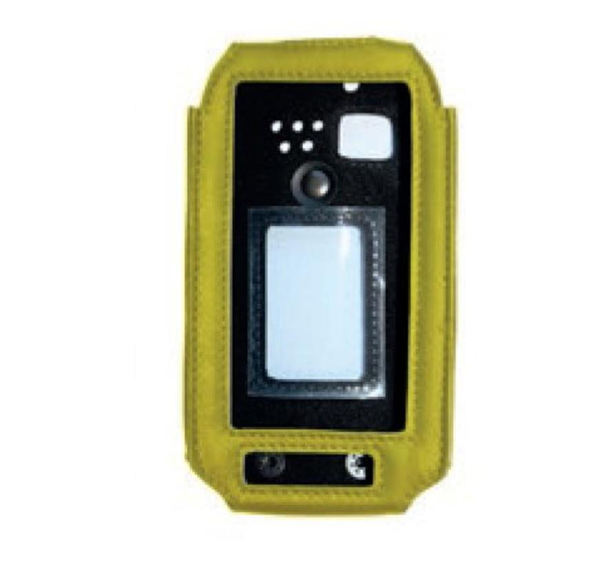 IS520.2 Leather case yellow