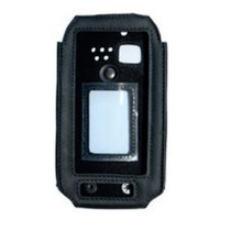 IS520.1 Leather case black