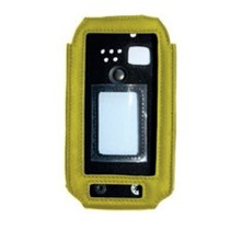 IS520.1 Leather case yellow