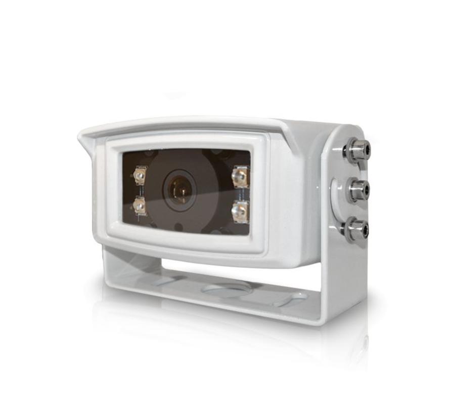 A4 Pro camera 120° Wit, heavy duty
