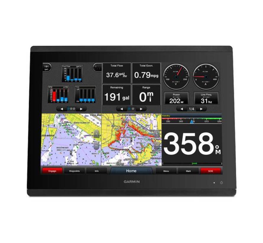 GPSMAP 8417 MFD 17-inch full HD touchscreen
