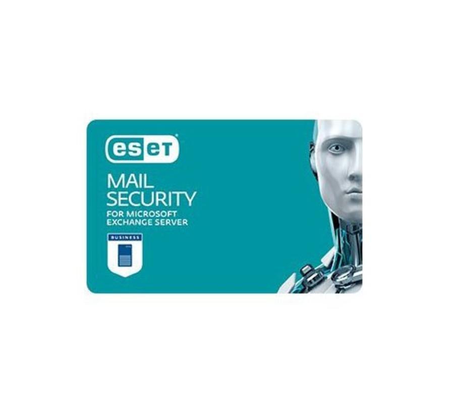 Mail Security voor Microsoft Exchange Server