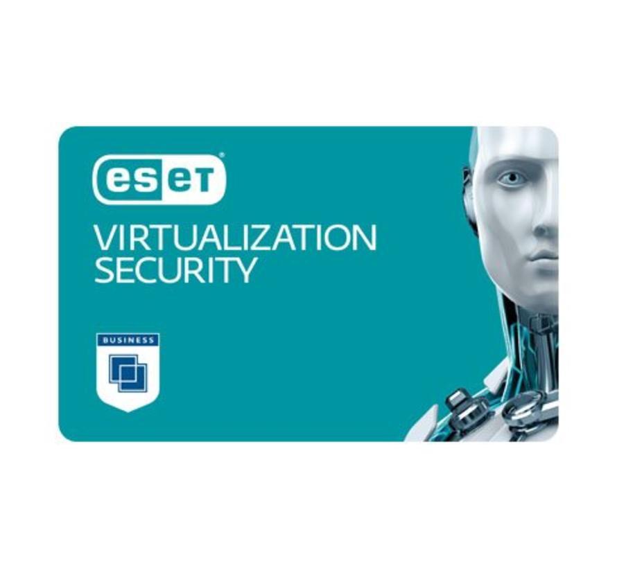 Virtualization Security (Per VM)