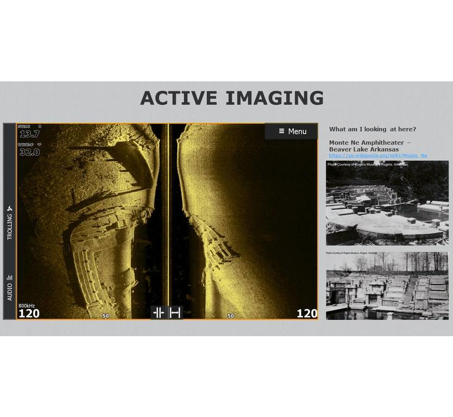 Elite-9 Ti² Active Imaging 3-IN-1 Transducer