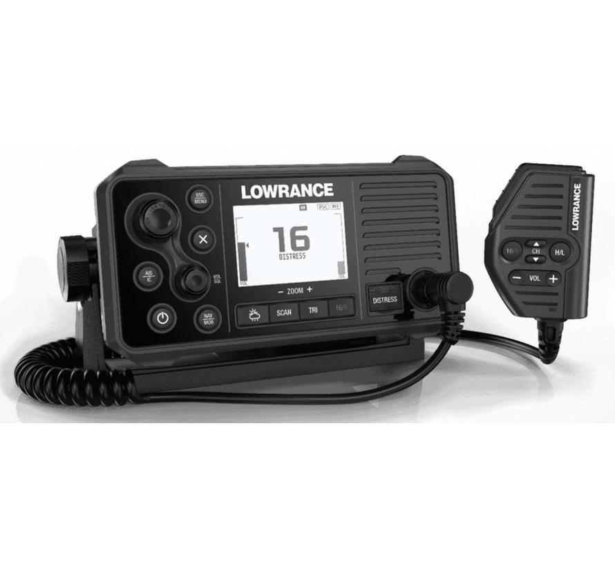 Lowrance LINK-9 marine VHF radio met AIS | Mediawinkel