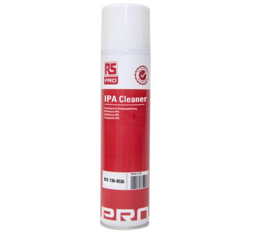 Pro 400 ml aerosol Precision Cleaner for Electronics