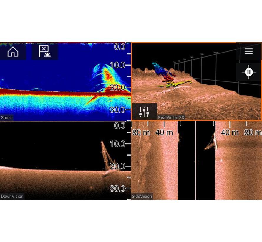 RVX1000 3D sonar module