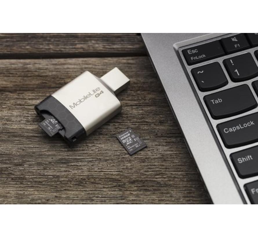 16 GB MicroSD