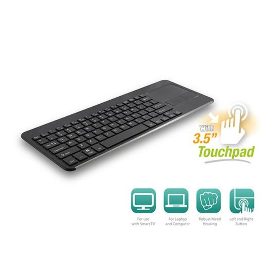 Draadloos Smart toetsenbord met touchpad , Azerty