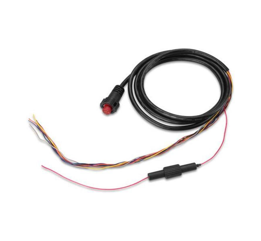 Voedingskabel (GPSMAP® 7x2/9x2/10x2/12x2 serie)