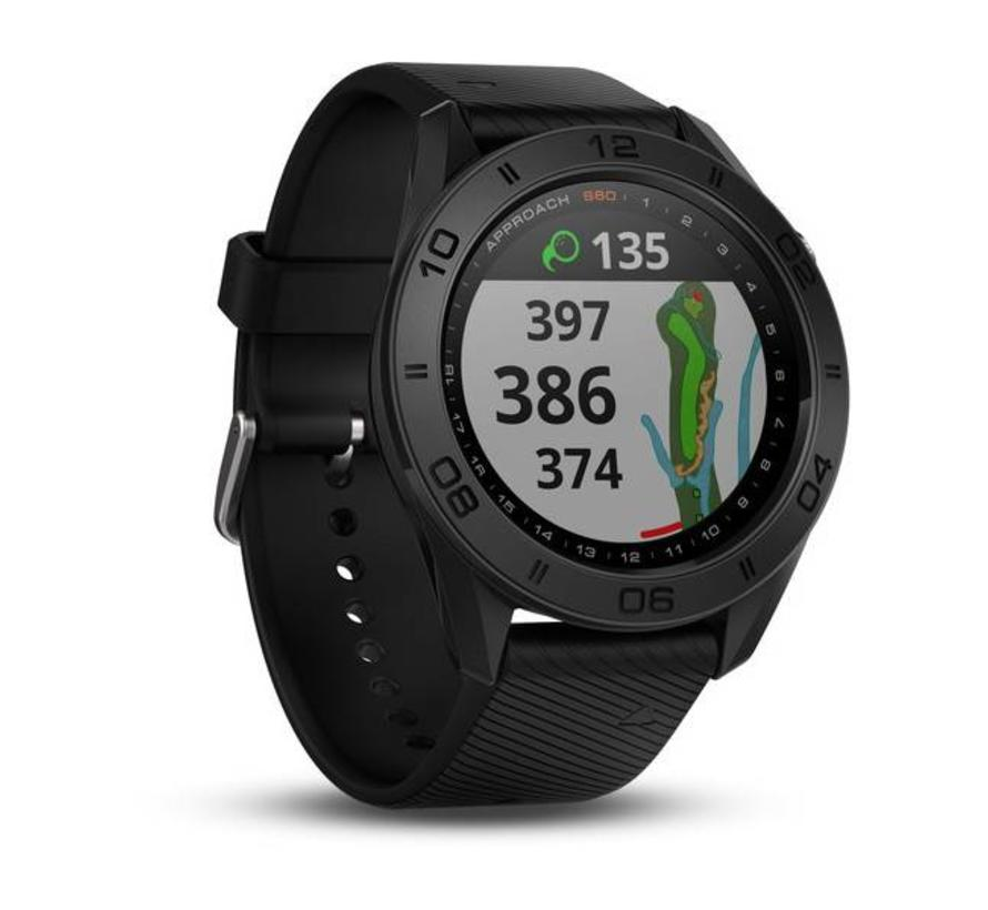 Approach S60 GPS golfhorloge