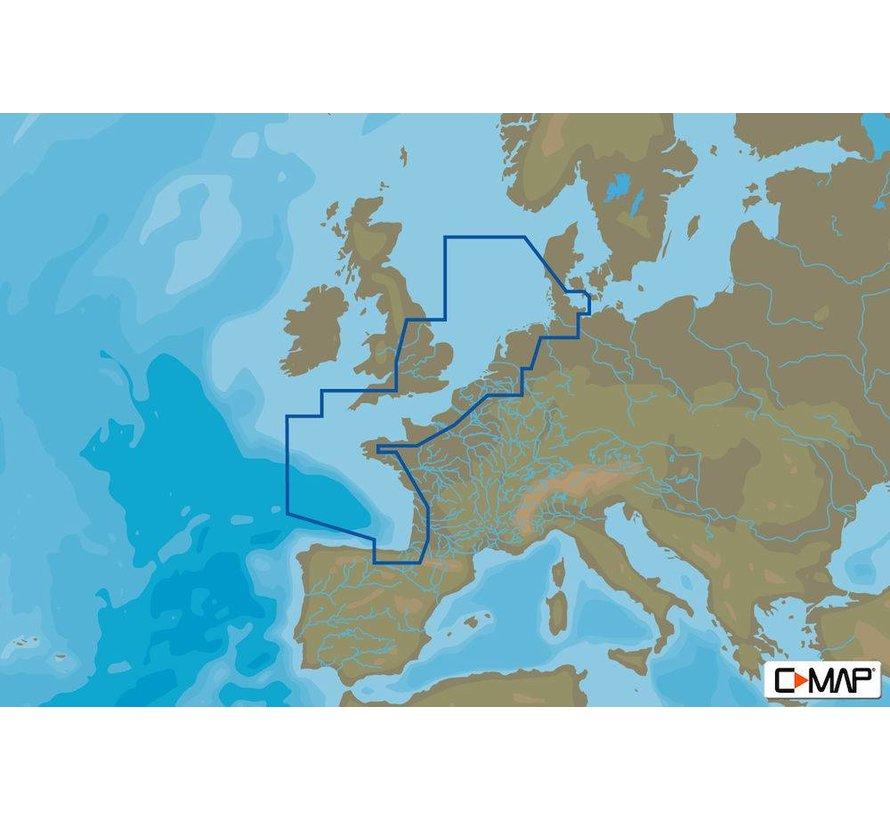 M-EW-D227-MS  Noord-West Europa - 4D