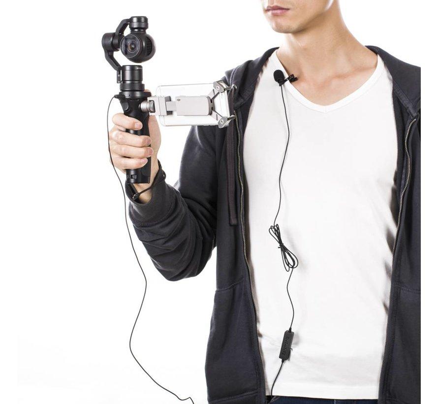 LavMicro dasspeld microfoon