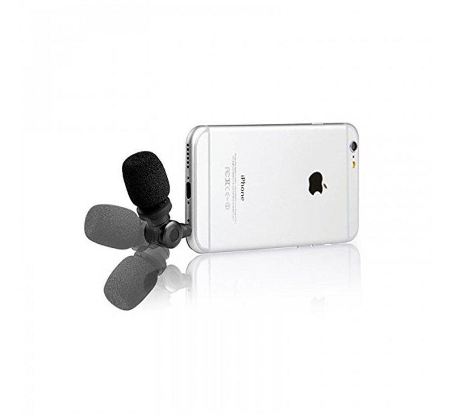 SmartMic mini TRRS condensator microfoon