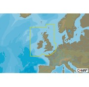 C-Map VK, Ierland en het Kanaal - 4D