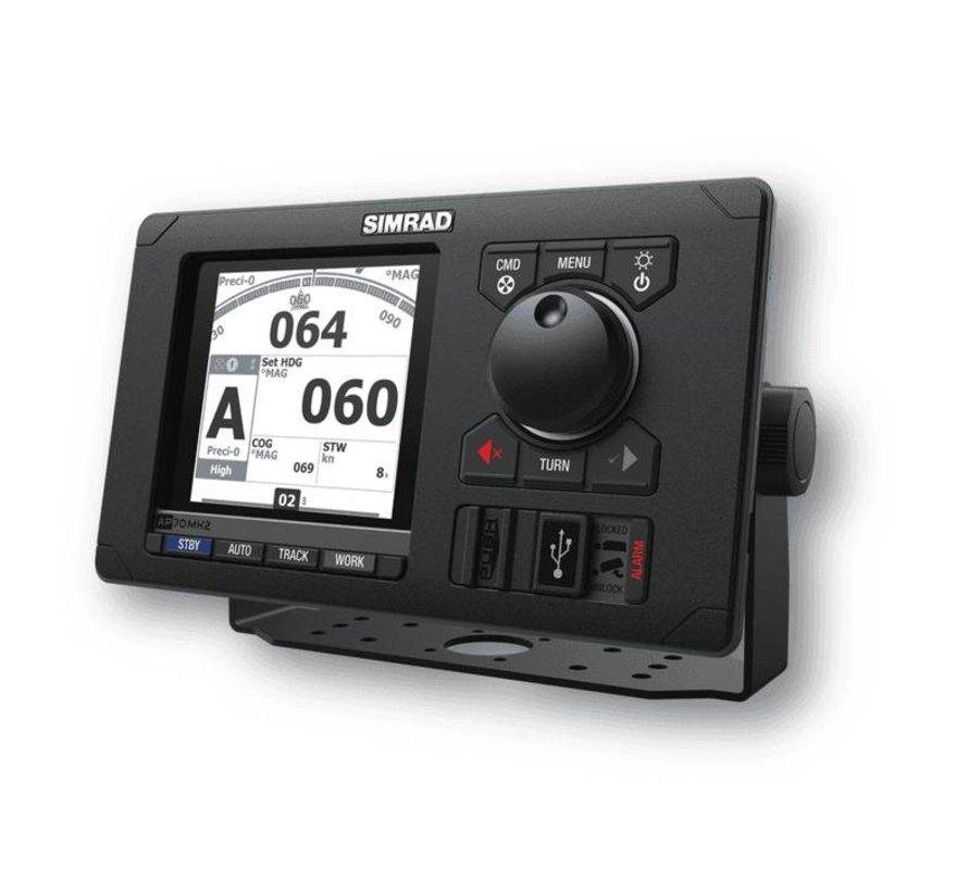 AP70 MK2 Professionele Autopilot controller