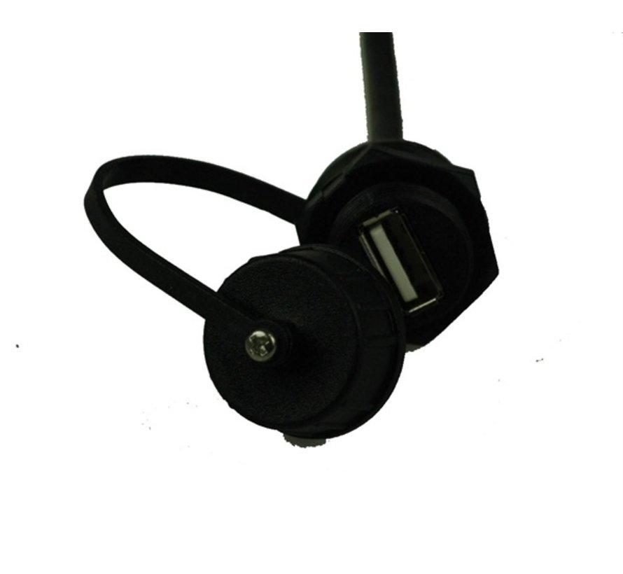 MS-CBUSBFM1 USB flushmount USB aansluiting