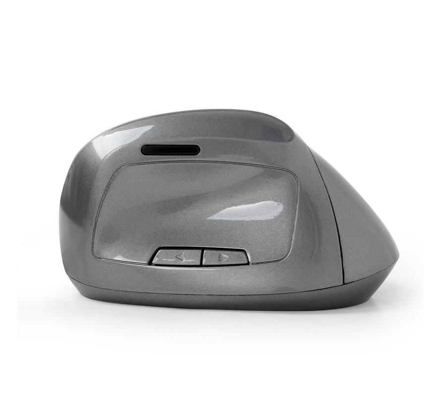 draadloze ergonomische muis Space Grey