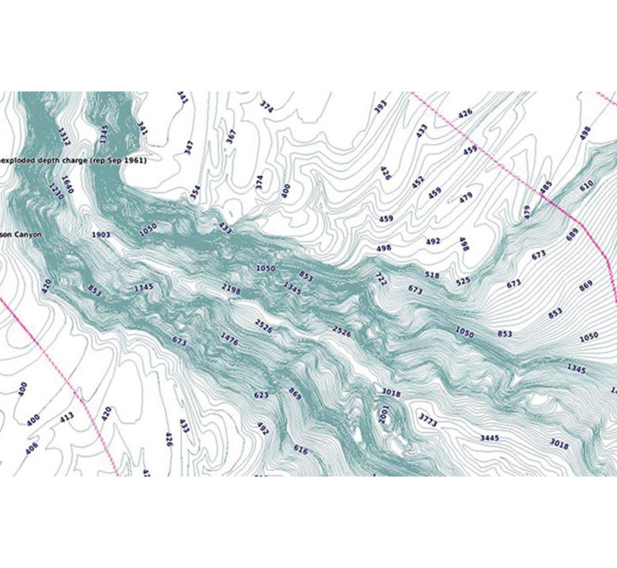 VEU002R BlueChart  g3 Vision S/E UK-Belux Inland Waters