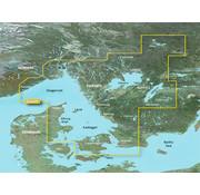 Garmin Oslo-Trelleborg VEU042R  BlueChart g3 Vision kaart