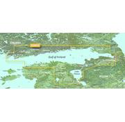 Garmin Hanko-St. Petersburg-Tallin  BlueChart g3 Vision kaart