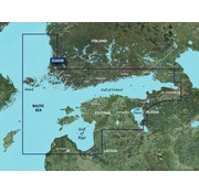 Garmin Golf van Finland en Riga  BlueChart g3 kaart