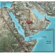 Garmin Red Sea BlueChart g3 Vision kaart