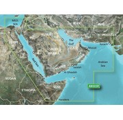 Garmin De Golf en de Rode Zee g2 Vision HD kaart