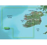 Garmin Ireland, West Coast  BlueChart g3 kaart- HXEU005R