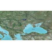 Garmin Zwarte Zee en Azov Zee BlueChart g3 kaart