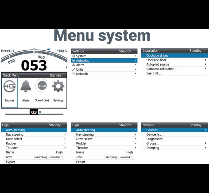 AP70 MK2 Autopilot controller IMO starter kit