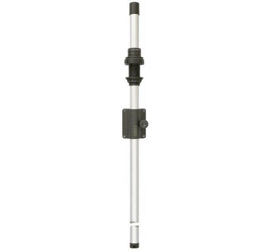 SF 165 Aluminium Inbouw / Schuifmast
